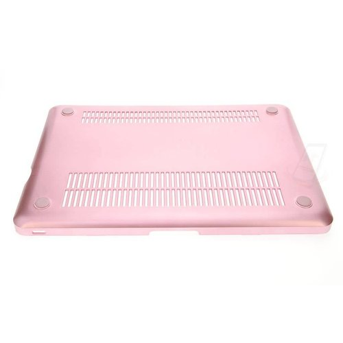 """Andere merken Apple Macbook 15.4"""" Retina - Hardcase laptop - Rose Gold (8719273221150)"""