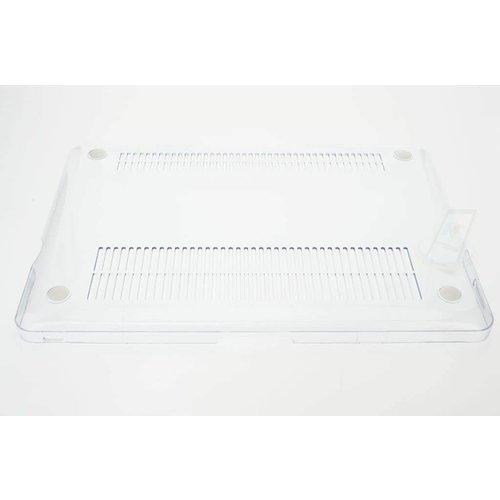 """Andere merken Apple Macbook 11.6 """"Air - Hardcase laptop - Transparant (8719273200612)"""