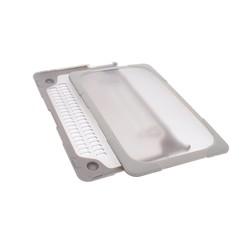 """Hardcase laptop voor Macbook 11.6 """"Air - Bruin (8719273272541)"""