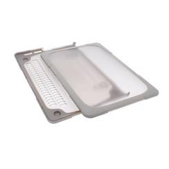 """Hardcase laptop voor Macbook 13.3"""" Retina - Bruin (8719273272602)"""