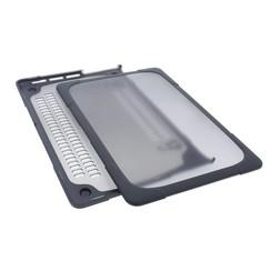 """Hardcase laptop voor Macbook 15.4"""" Retina - Grijs (8719273272619)"""