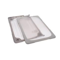 """Hardcase laptop voor Macbook New 13.3"""" Pro touch bar - Bruin (8719273272640)"""