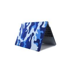 """Hardcase laptop voor Macbook 12"""" Retina - Camouflage (8719273273821)"""