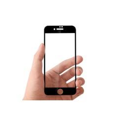 Display Schutzglas für iPhone 7-8 - Schwarz