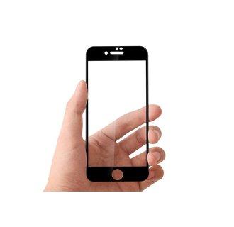 Screenprotector voor Apple iPhone 7-8 - Zwart