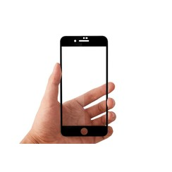 Smartphone screenprotector for iPhone 7-8 Plus - Black