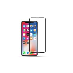 Screenprotector voor Apple iPhone X-Xs - Zwart