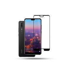 Screenprotector voor Huawei Ascend P 20 - Zwart