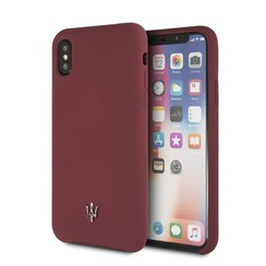 Backcover voor Apple iPhone X-Xs - Rood