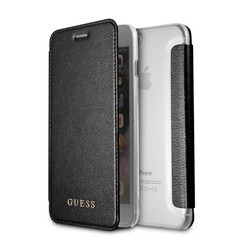 Guess book case for Apple iPhone 8 Plus - Transparent (3700740417546)