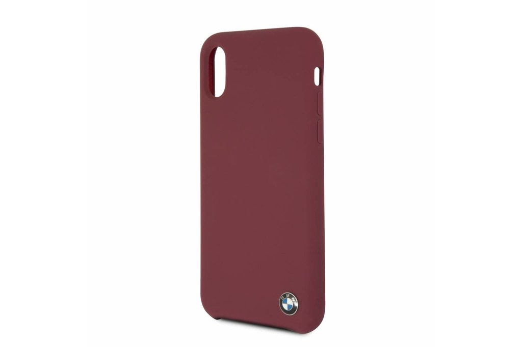 BMW BMW hard case for iPhone X - Red (3700740409039)