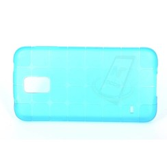 Samsung Galaxy S5 - G900F - Creative Silicone case - Blue