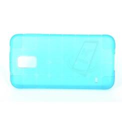 Samsung Galaxy S5 - G900F - Creative Silicone coque - Bleu