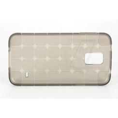 Samsung Galaxy S5 - G900F - Creative Silicone coque - noir