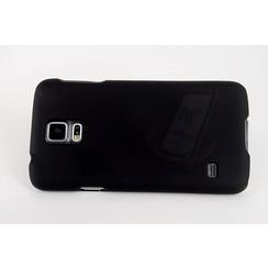 Samsung Galaxy S5 - G900F - Un1Q Flip coque - noir