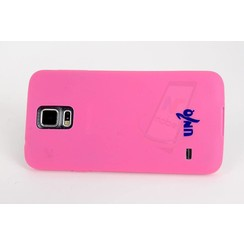Backcover voor Samsung Galaxy S5  - Roze