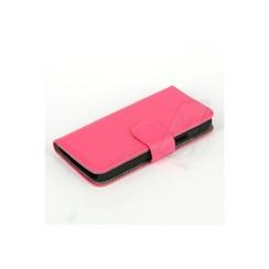 Book case voor Samsung Galaxy S5 mini  - Roze