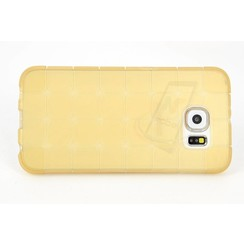 Backcover voor Samsung Galaxy S6  - Goud