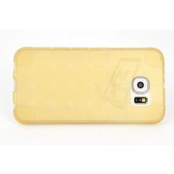 Samsung Galaxy S6 - G9200 - Creative Silicone case - Gold