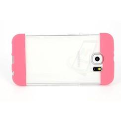 Backcover voor Samsung Galaxy S6  - Roze