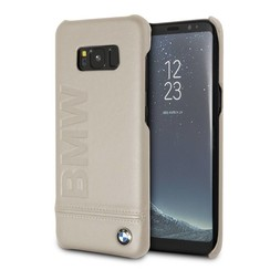 BMW hard case for Galaxy S8 - Taupe (3700740421307)