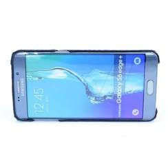 Backcover voor Samsung Galaxy S6 Edge Plus  - Zwart