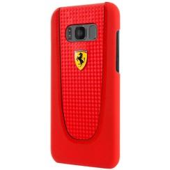 Ferrari Coque PIT STOP pour Samsung Galaxy S8 Plus - Rouge (3700740400012)