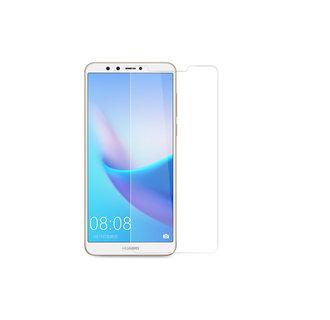 Screenprotector voor Samsung Huawei Y9 - Transparant