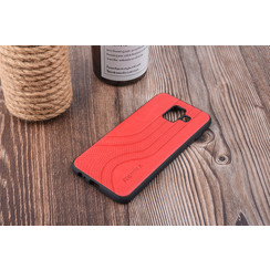 Backcover voor Galaxy A6 (2018) - Rood