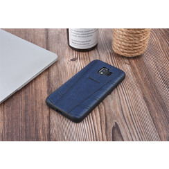Back cover for Galaxy J2 Pro - Blue