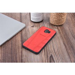 Backcover voor Galaxy J2 Pro - Rood