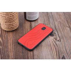 Coque pour Galaxy J3 (2017) - Rouge