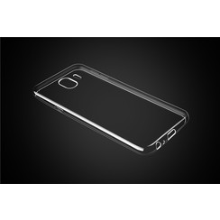 Backcover voor Galaxy J4 - Transparant