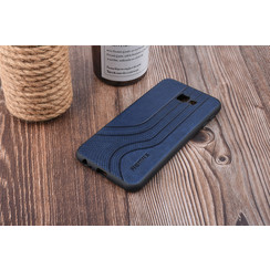 Coque pour Galaxy J4 Plus - Bleu