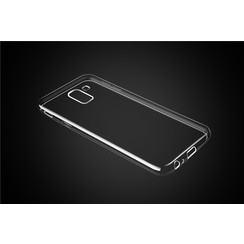 Back cover for Galaxy J6 - Clear