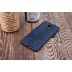 Coque pour Galaxy J6 Plus - Bleu