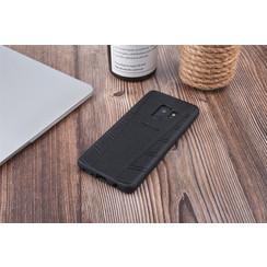 Backcover voor Galaxy S9  - Zwart