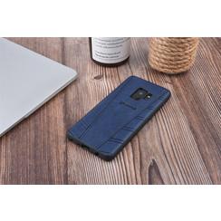 Backcover voor Galaxy S9  - Blauw