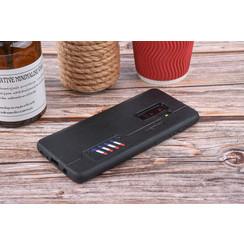 Backcover voor Galaxy S9 Plus - Zwart