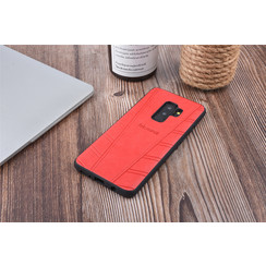 Backcover voor Galaxy S9 Plus - Rood