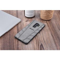 Backcover voor Galaxy S9 Plus - Grijs