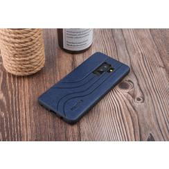Backcover voor Galaxy S9 Plus - Blauw