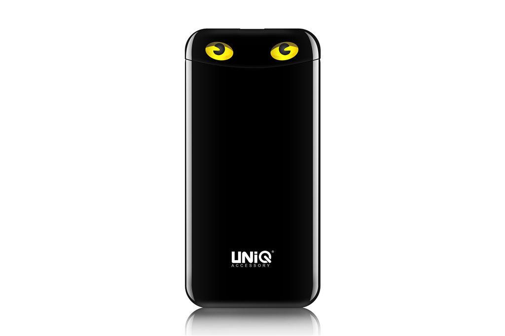 UNIQ Accessory Powerbank van UNIQ Accessory 6000 mAh - Zwart