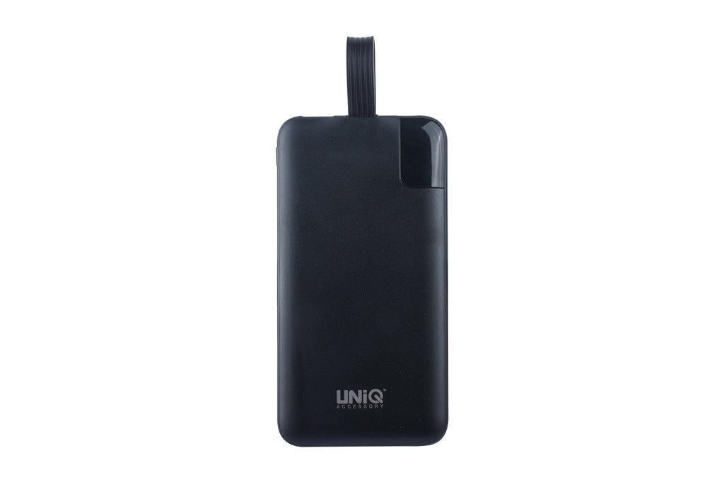 UNIQ Accessory Powerbank van UNIQ Accessory 10000 mAh- Zwart