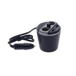 Autolader adapter - Zwart (8719273273661 )