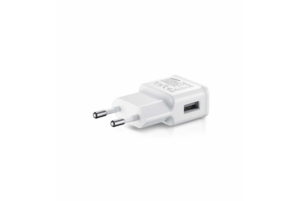 Fast charger Samsung Universal ETA-U90EWE 2.0A - Wit (8719273150498)