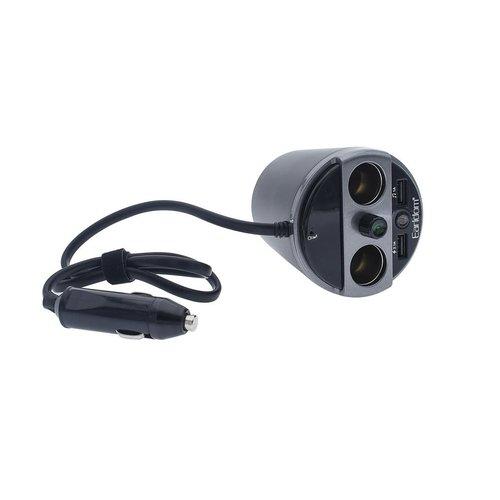Andere merken Autolader adapter - Zwart (8719273273661 )