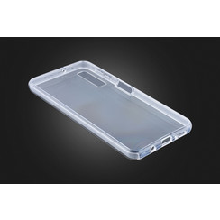 Back Cover for Samsung Galaxy A7 (2018) - Transparent
