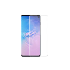 Smartphone screenprotector for  Galaxy S10 - Transparent