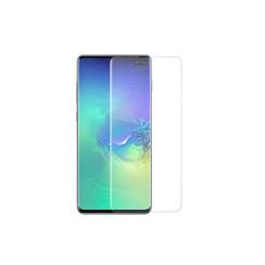 Screenprotector voor Samsung  Galaxy S10 Plus - Transparant